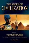 The Story of Civilization: Vol. 1 - The Ancient World
